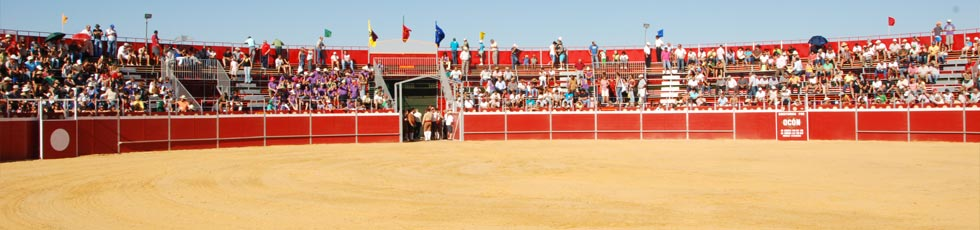 We have built bullrings in France, Portugal, Mexico, Colombia, Venezuela, Guatemala and Spain.